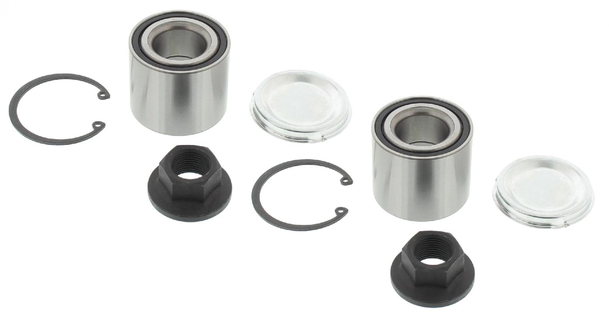 MAPCO 46825 Wheel Bearing Kit