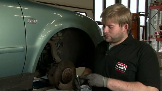 The Mechanic Episode 9 - Changing the brake hose