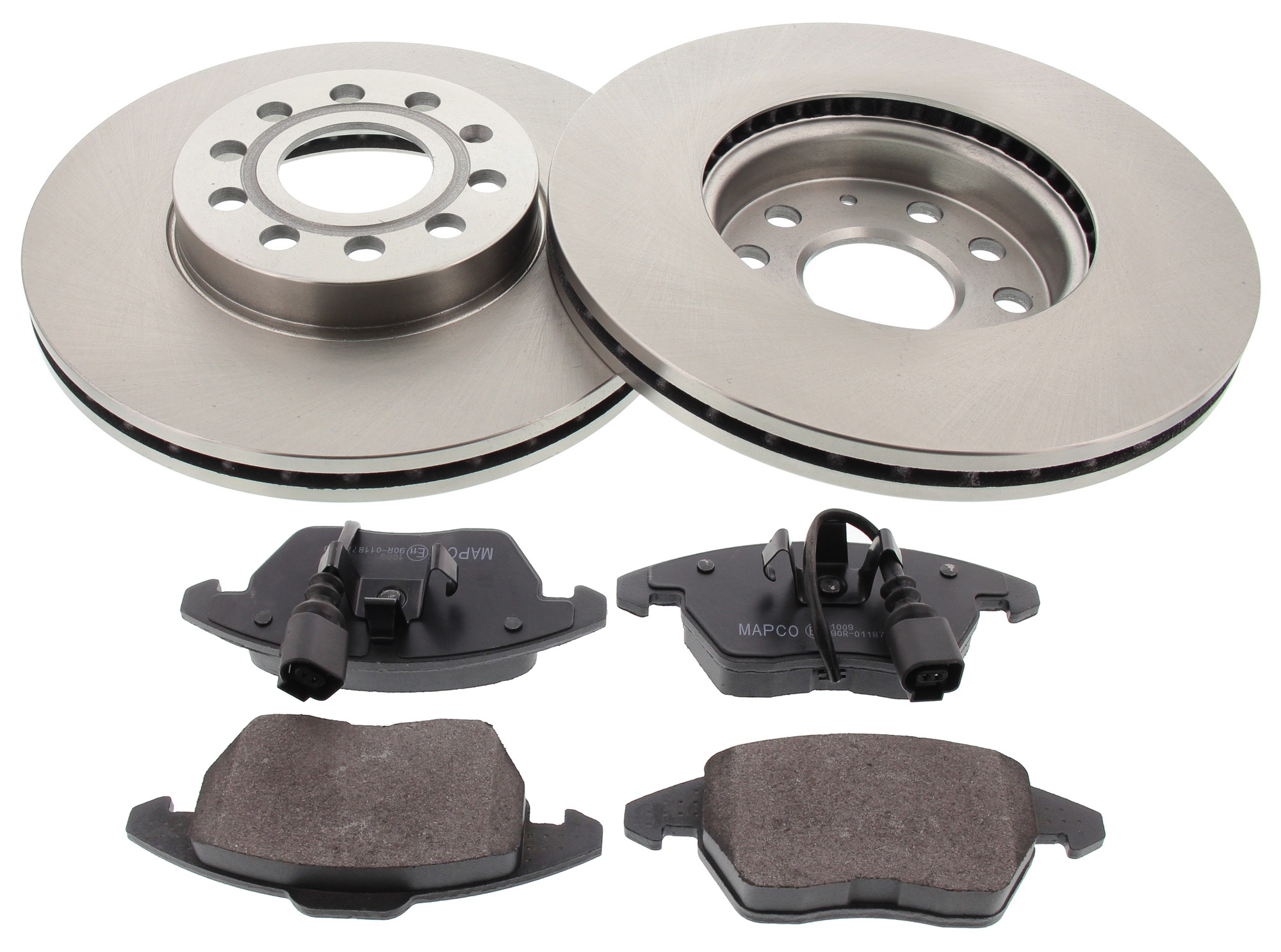 MAPCO 47830 brake kit