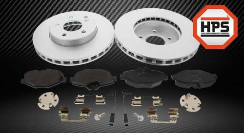 HPS Carbon Brake Kits