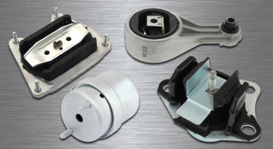 Engine & gearbox mountings