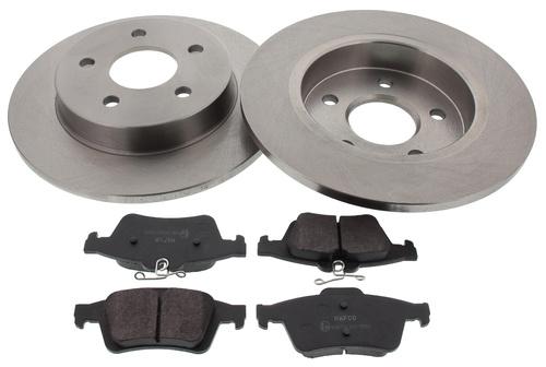 MAPCO 47664 brake kit
