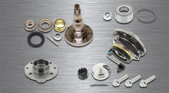 Wheel bearing kits / wheel hubs