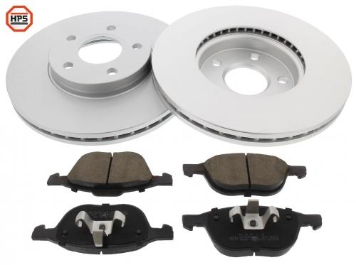 MAPCO 47660HPS brake kit