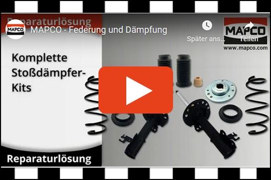 Suspension & damping