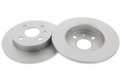 MAPCO 15858C/2 Brake Disc