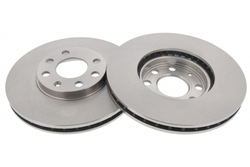 MAPCO 15844/2 Brake Disc