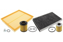 MAPCO 68715 Filter Set