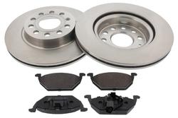 MAPCO 47832 brake kit