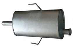 MAPCO 30141 Middle Silencer