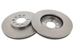 MAPCO 15841/2 Brake Disc