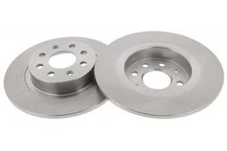 MAPCO 25102/2 Brake Disc