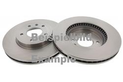 MAPCO 15432C Brake Disc