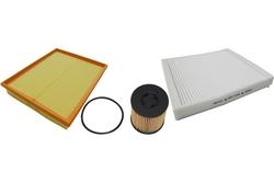 MAPCO 68710 Filter Set