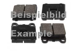 MAPCO 6583/1 Brake Pad Set, disc brake