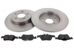 MAPCO 47909 brake kit