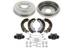 MAPCO 35032/1 Brake Set, drum brakes