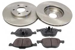 MAPCO 47660 brake kit