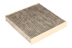 MAPCO 67411 Filter, interior air