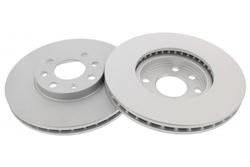 MAPCO 15844C/2 Brake Disc