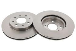 MAPCO 25104/2 Brake Disc