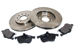 MAPCO 47671 brake kit