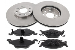 MAPCO 47754 brake kit