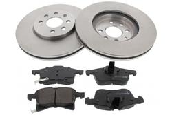 MAPCO 47694 brake kit