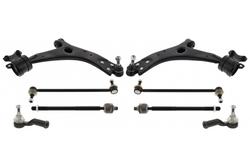 MAPCO 53602/1 Link Set, wheel suspension