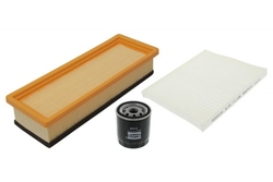 MAPCO 68301 Filter Set