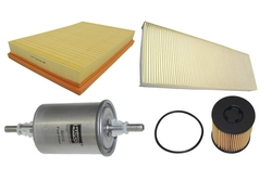 MAPCO 68713 Filter Set
