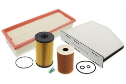MAPCO 68821 Filter Set