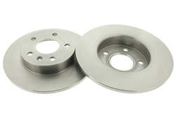 MAPCO 15859/2 Brake Disc