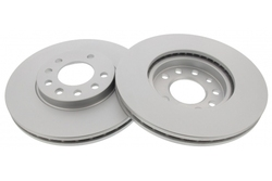 MAPCO 15845C/2 Brake Disc